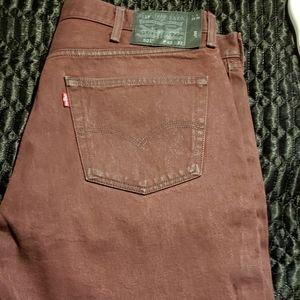 Mens Levi 501 jeans